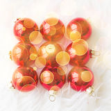 Christmas and New Year decoration Stock Photo