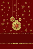 Christmas, New Year decorations. Perfect for different type of design Stock Illustration