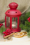 Christmas and New Year Decorations Royalty Free Stock Images