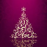 Christmas / New Year design Royalty Free Stock Images