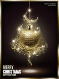 Christmas and new year design Stock Photo