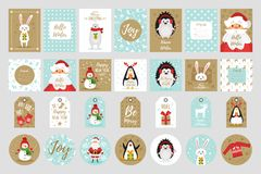 Free Christmas New Year Greeting Card Royalty Free Stock Photography - 103181717