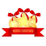 Christmas and New Year icon Stock Photo