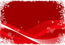 Christmas / New Year illustration Royalty Free Stock Photography