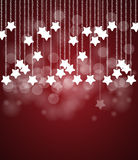Christmas and new year night sky. Christmas and new year night abstract sky background Stock Photos