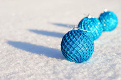 Christmas and New Year Ornament Royalty Free Stock Image