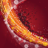 Christmas and New Year's background Stock Photo