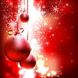 Christmas and New Year`s background Royalty Free Stock Photos