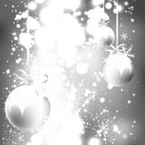 Christmas and New Year`s background Stock Photography