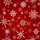 Christmas, new year seamless pattern Stock Photography