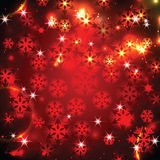Christmas and New Year shimmering background Stock Photos