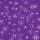 Christmas and New Year shimmering background Stock Image