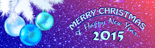 Christmas and new year snowflake01 Stock Photos