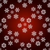 Christmas and New Year Snowflakes seamless pattern. Merry Christmas and Happy New Year Snowflakes seamless pattern. Will be used for textile, wrapping paper stock illustration