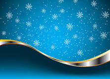 Christmas and New Year theme abstraction. Clip-art Royalty Free Stock Image