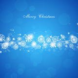 Christmas and New Year theme abstraction Stock Images