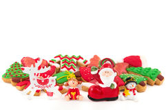Christmas and New year themed decoration Royalty Free Stock Photography