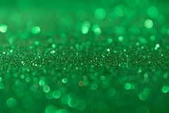 Christmas New Year Valentine Day Green Glitter background. Holiday abstract texture fabric. Element, flash. royalty free stock image