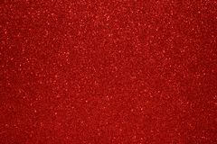 Christmas New Year Valentine Day Red Glitter background. Holiday abstract texture fabric. Element, flash. stock photography
