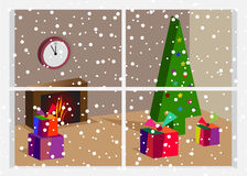Christmas and new year. Stock Image