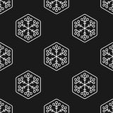 Christmas and New Year wrapping paper Stock Images