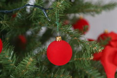 Christmas and New Years scene Stock Photography