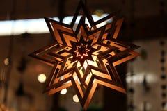 Christmas and New Years scene Stock Photos