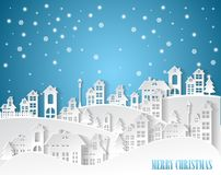Christmas and New Years ,winter background vector illustration