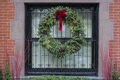Christmas New York City Stock Images