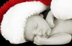 Christmas Newborn Royalty Free Stock Image