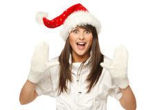Christmas news Stock Image