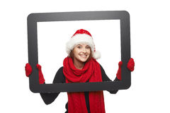 Christmas news. Stock Photography
