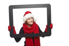 Christmas news. Royalty Free Stock Photos