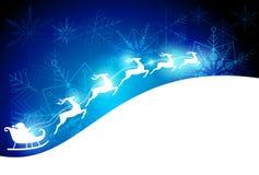 Christmas Night Dream Background Stock Photos
