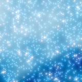 Christmas night sky, stars in the blur 10 Stock Photo