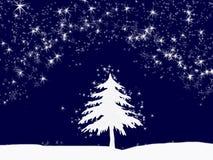 Christmas Night royalty free stock photos