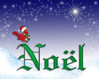 Christmas NOEL  Royalty Free Stock Photos