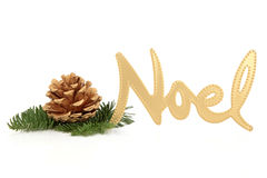 Christmas Noel Stock Photography