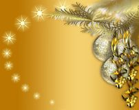 Christmas note Royalty Free Stock Photography