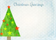 Christmas Note Paper Stock Photos