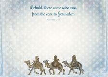 Christmas Note Paper Royalty Free Stock Photography