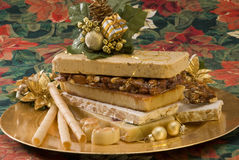 Christmas nougat Royalty Free Stock Photo
