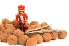Christmas Nut Cracker Royalty Free Stock Photos