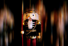 Christmas Nutcracker Stock Images