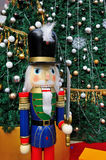 Christmas Nutcracker   soldier Stock Images