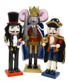 Christmas Nutcrackers Royalty Free Stock Image
