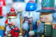 Christmas Nutcrackers III stock photo