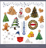 Christmas  object Stock Images