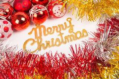 Christmas object Royalty Free Stock Photo