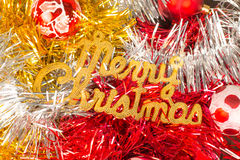 Christmas object Stock Photo